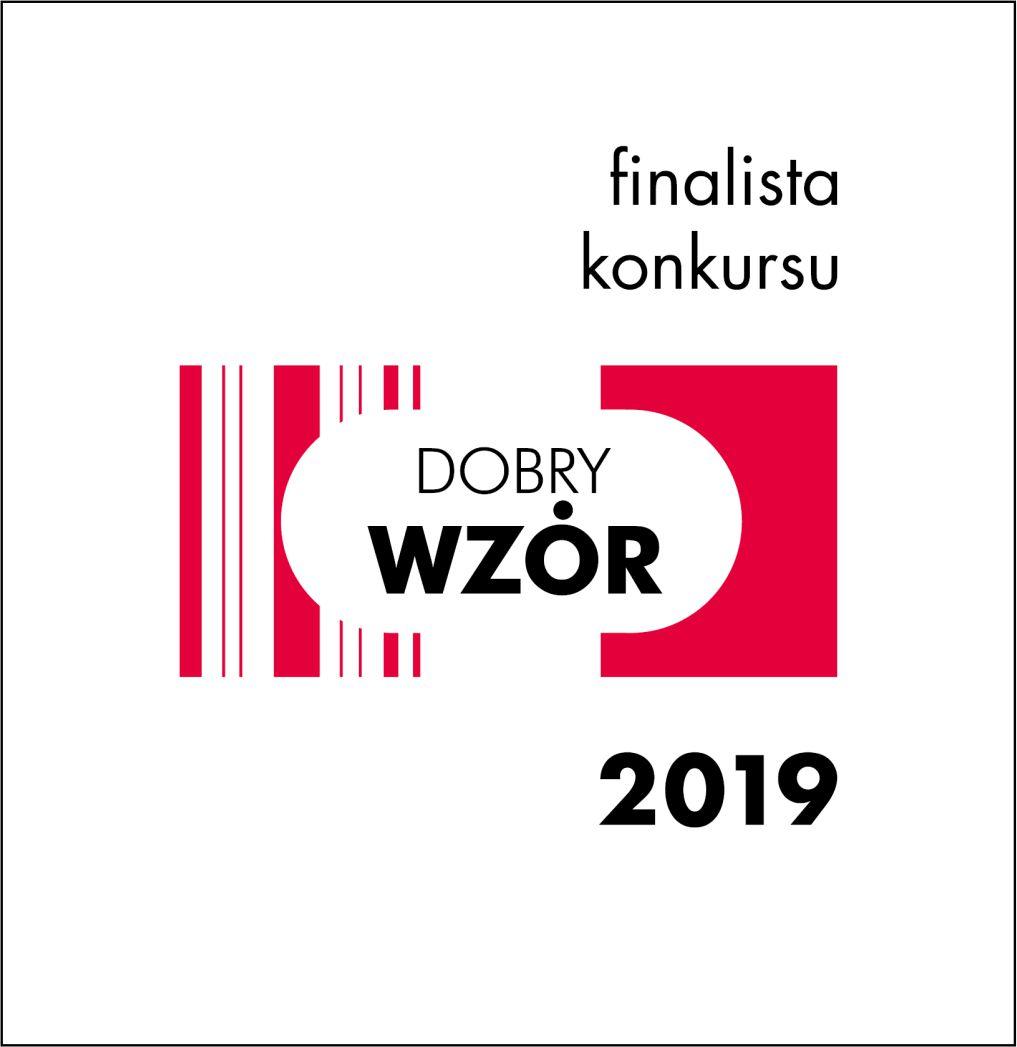 Finalista dobry wzór 2019 logo